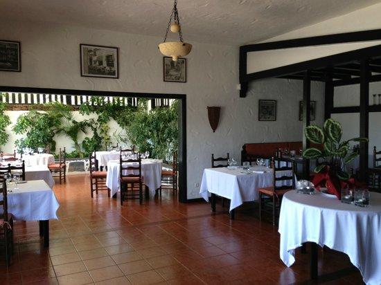 La Cantinetta Trattoria: Vista interior del local