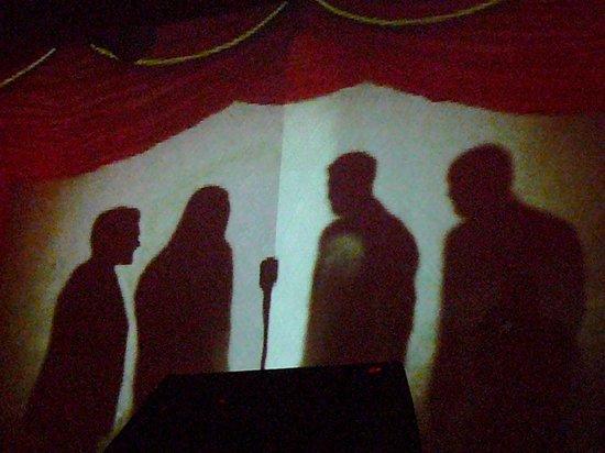 Pierce Arrow Theater: cool effect