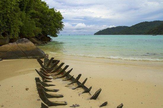 Sea Dragon Dive Center: Scenic