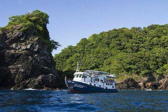 Sea Dragon Dive Center: Our Boat