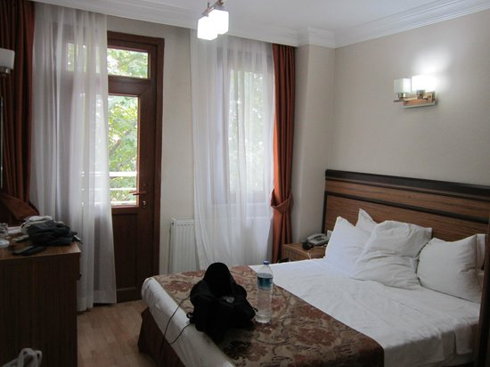 May Hotel Istanbul: camera