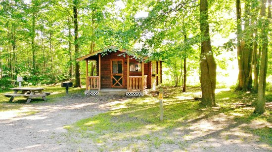Entrance - Grand Haven Campground: Campground
