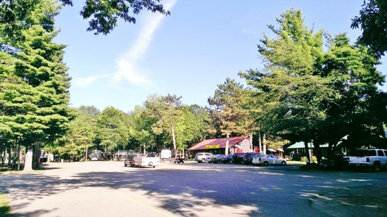 Grand Haven Campground: Campground