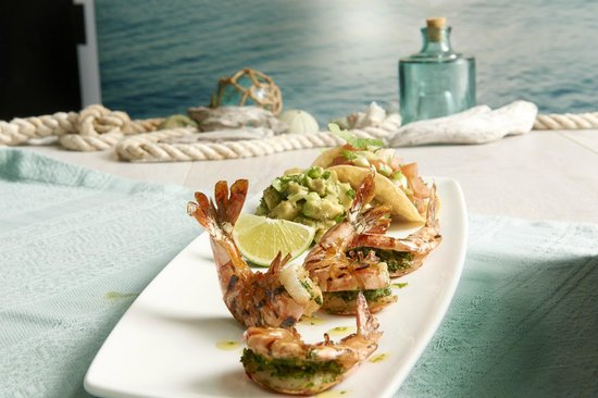 Landry's Seafood: Cilantro Lime Shrimp
