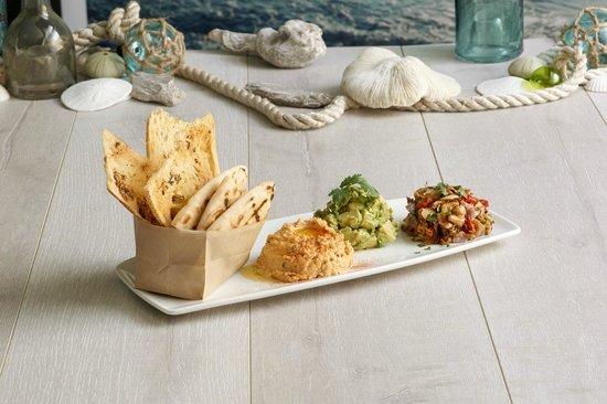 Landry's Seafood: Dips