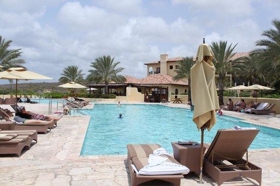 Santa Barbara Beach & Golf Resort, Curacao: Pool