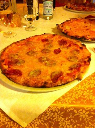 Ristorante pizzeria Erica: diavola