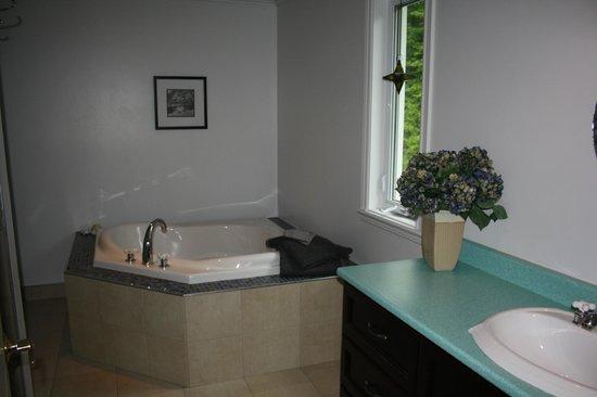 Auberge Chez Fougère : Room 2 - bathroom