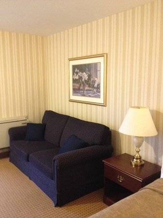 Quality Hotel & Suites: chambre