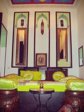 Riad Tamarrakecht : Chambre Bab Agnaou