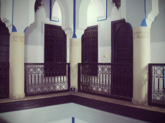 Riad Tamarrakecht : Le premier étage