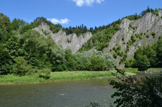 Pieniny Mountains National Park
