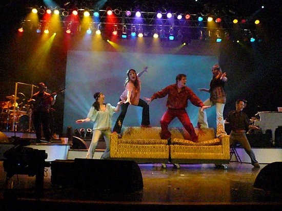 TV Theme Songs - Picture of 70s Music Celebration! Starring