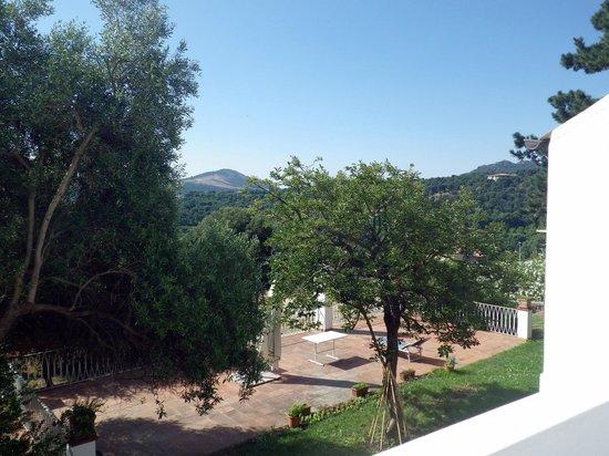 La Vignaredda Residenza di Charme: view from our terrace