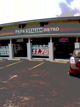 Papas Italian Bistro