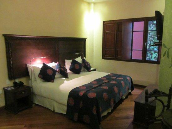 La Casona de la Ronda Heritage Boutique Hotel: My room