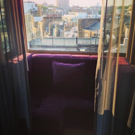 Belgraves, a Thompson Hotel: My little nook - during the day