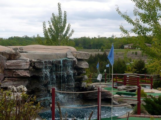 Brookside Miniature Golf
