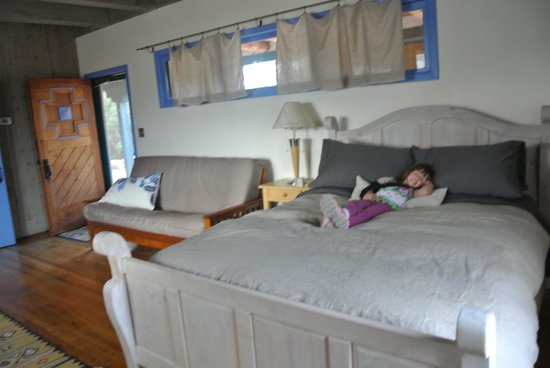 Rancho Gallina: Our Room from another angle