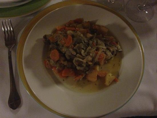 Restaurante S'Engolidor : cordero mi platillo favorito