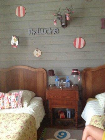 La Maison Bizienne : chambres enfants