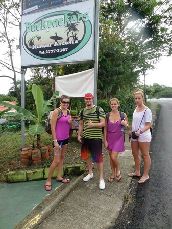 Backpackers Manuel Antonio 사진
