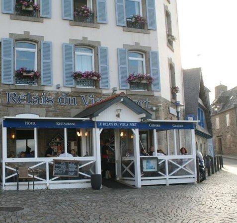 Esterno photo de le relais du vieux port le conquet - Hotel relais du vieux port le conquet ...