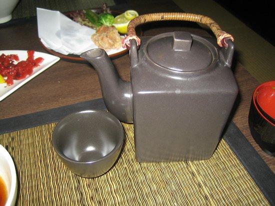 Samurai : おいしいお茶