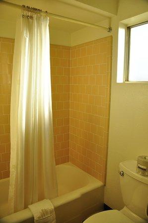 Motel Safari : Baño