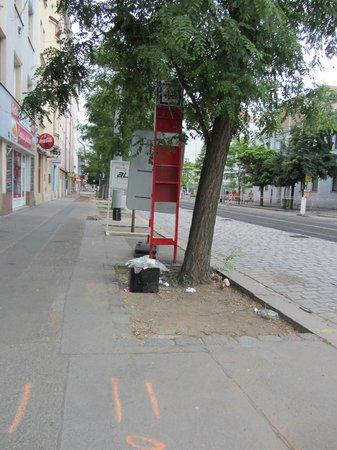 Plaza Alta: Die unmittelbare Umgebung