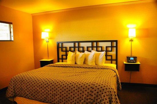 Motel Safari : Cama