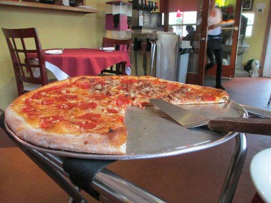 Petrillo's Italian Restaurant and Pizzeria : Pizza!