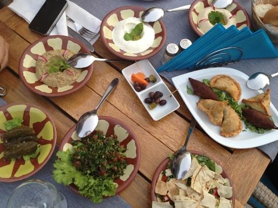 Restaurant Farid : special Lebanese food