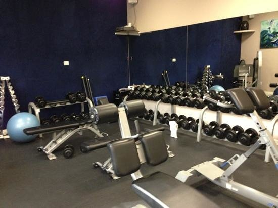 Emerson Resort & Spa: gym