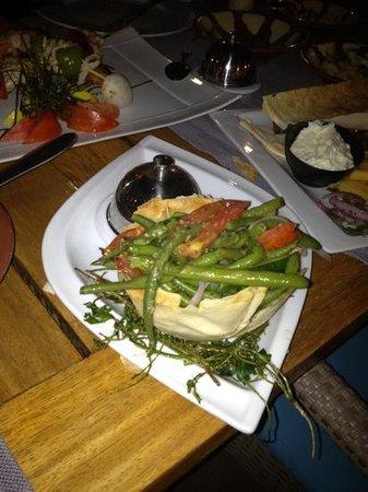 Restaurant Farid: food