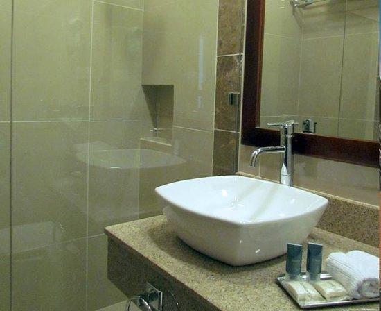 Hotel Biltmore: Baño