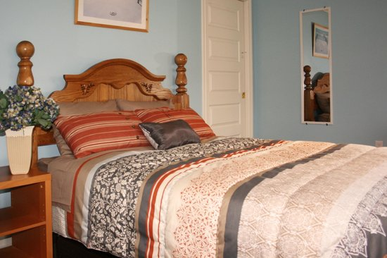 Chez Fougere Bed & Breakfast: Room 4- Double