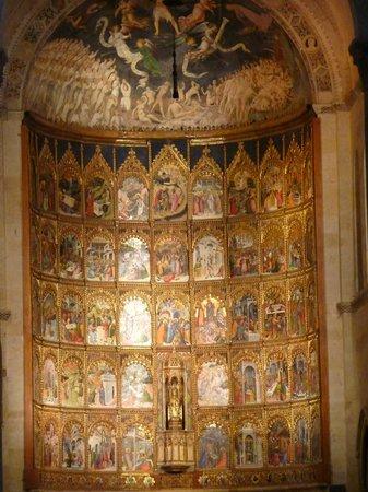 Old Cathedral (Catedral Vieja): Retablo principal