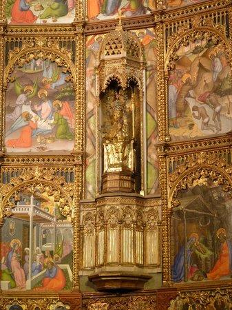 Old Cathedral (Catedral Vieja): Detalle retablo principal