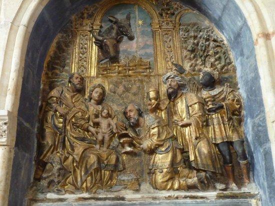 Old Cathedral (Catedral Vieja): Los Reyes Magos