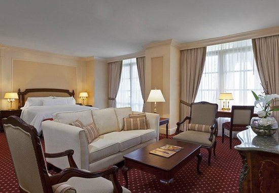 The Westin Camino Real : Jr. Suite