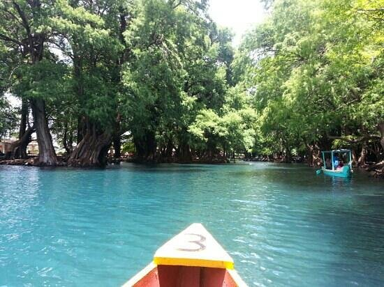 Lake Camecuaro: camecuaro lake