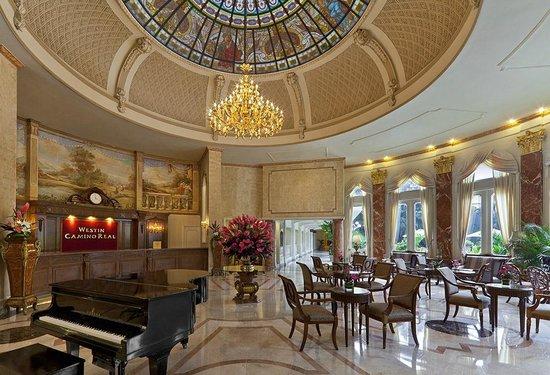 The Westin Camino Real: Lobby