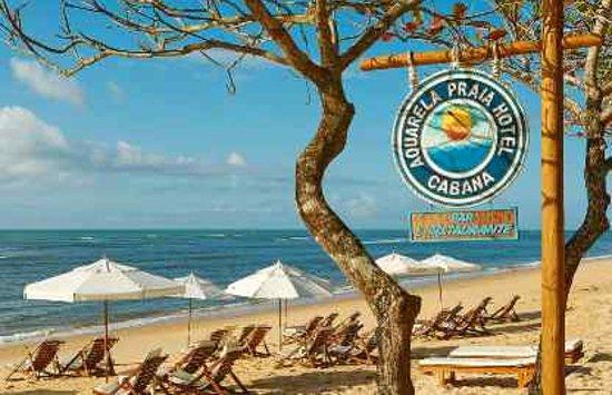 Aquarela Praia