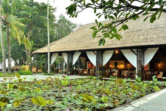 Belmond Jimbaran Puri: Tunjung Restaurant