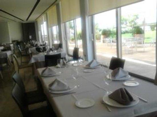 Hotel Duomo: comedor