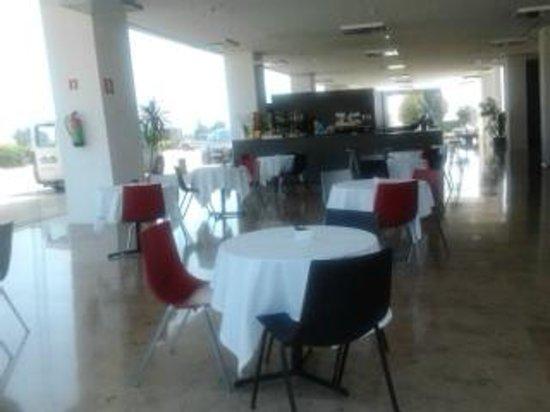 Hotel Duomo: cafetería