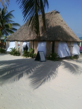 Magic Touch Beach Spa