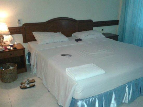 Baan Pron Phateep: bedroom
