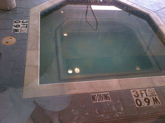 Wingate by Wyndham Dallas Love Field: Dirty Hot Tub